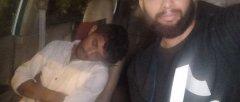 专车司机喝醉睡着 乘客